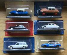 FRENCH ATLAS EDITIONS 1:43 SCALE CITROEN DS / ID MINT SEALED MODEL CAR SELECTION