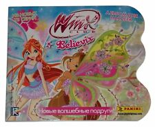 Winx Club Believix Album Vuoto Panini