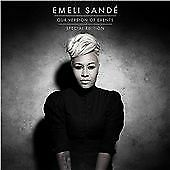 EMELI SANDE- OUR VERSION OF EVENTS - SPECIAL EDITION CD
