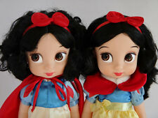 Disney Store Animator Dolls Snow White First & Second Limited Edition