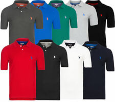 U.S.POLO assn. chemise polo homme shirt à manches courtes casual-chemise