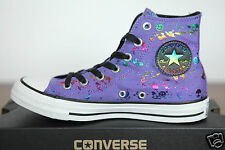NUOVO ALL STAR CONVERSE Chucks Hi sneaker CAN GALAXY Nightshade 542496c TGL 36