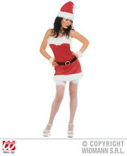 sexy donna Natale Costume Natale Costume Donna 4 pt.tg. S U.M 1539