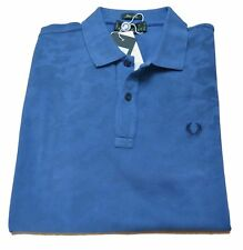 Camiseta Del Polo Suéter De Hombre Hombres Fred Perry Made in Italy Vintage