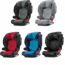 Recaro MONZA NOVA 2 SEATFIX CAR SEAT Group 23 Baby Travel BN