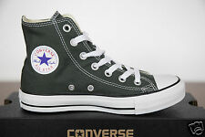 NUOVO ALL STAR CONVERSE Chucks HI CAN Sneaker PRIVET 142372C TGL 36 6-15