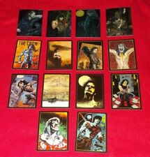 THE CROW CITY OF ANGELS TRADING CARDS SUBSET CARDS - SELECT CARD