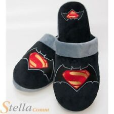 Batman Oficial contra Superman DC Comics Adulto Pantuflas Talla 5-10