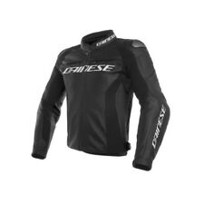 Giacca pelle Dainese Racing 3 Pelle Nero