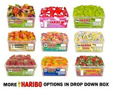 2X FULL TUB HARIBO SWEETS HAMPER DISCOUNT CANDY BOX PARTY FAVOURS TREATS KIDS