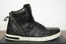 NUOVO ALL STAR CONVERSE Chucks J.Varvatos sneaker in pelle HI 142967c (200) TGL
