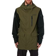 Armada Snow Jackets - Armada Spearhead Stretch Snow Jacket - Burnt Olive