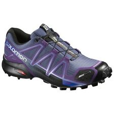 zapatos TRAIL RUNNING SALOMON SPEEDCROSS 4 CS W Slateblue Cosmic GB 5.5 EU 38 2/