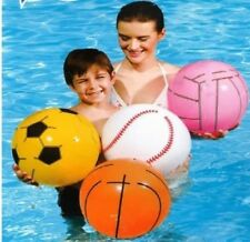 Bestway 41cm Inflatable Playa Pelota Vacaciones Piscina Party Hinchable 930054