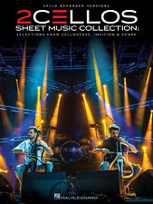2Cellos: Sheet Music Collection - Selections From Celloverse, In2ition & Score C