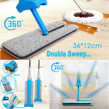 Double-Side Useful Flat Mop Hands-Free Washable Mop Home Cleaning Tool Lazy Hot
