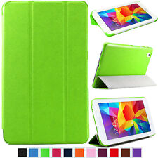 Leather Folio Stand  Case Ultra Slim Cover For Samsung Galaxy Tab Pro 8.4 T320