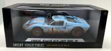 Shelby Collectibles 1/18 Scale Diecast 1405 1966 Ford GT40 MK2 Dirty Race Car