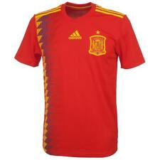 Maillot de football Adidas Espagne maillot h 2018 Rouge 76517 - Neuf