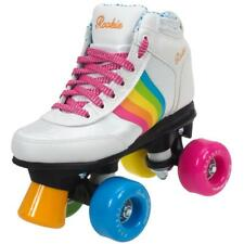 Rollers Rookie Rookie forever rainbow Blanc 70439 - Neuf