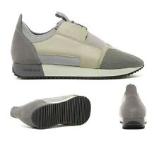 Mens GG By Condemned Nation Runway Runner Grey/Stone Trainers RRP £79.99