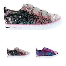 Kids Girls Infants Skechers Twinkle Toes Twinkle Breeze Comet Cutie All Sizes