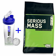 Optimum Nutrition ON Serious Massa 5.4kg + gratis SHAKER