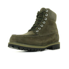 Chaussures Boots Timberland homme 6In Premium WP MT Boot taille Vert olive Verte