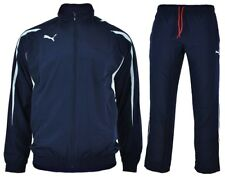 Puma Powercat 5.10 Woven Suit Herren Sportanzug Trainingsanzug Navy