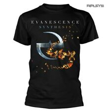 Official T Shirt Goth Rock EVANESCENCE Album Butterfly 'Synthesis' All Sizes