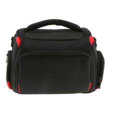 Portable Camera Shoulder Bag with Removable Inserts for Nikon Canon Lens