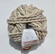 Bacio Mondial Chunky Soft Natural Tones Brown Red Beige Wool Yarn Knitting