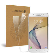 Celicious Vivid Samsung Galaxy On8 Invisible Screen Protector [Pack of 2]