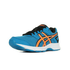 Chaussures Asics unisexe Gel Galaxy 8Gs Methyl Blue/Hot Orange/Black Running