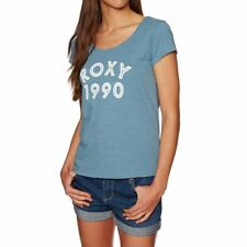 Roxy T-shirts - Roxy Bobby T-shirt - Blue Shadow