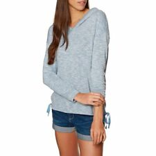 Roxy Hoodies - Roxy Sunset Surfside Hoody - Blue Shadow
