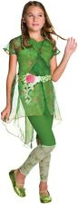 Girls DC Superhero Girls Poison Ivy Book Day Week Fancy Dress Costume Outfit