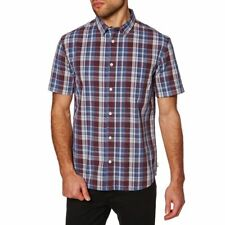 Quiksilver Shirts - Quiksilver Everyday Check Short Sleeve Shirt