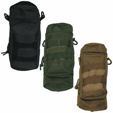 Us Molle Sac Rond, Modulaire Système Sac Multi-Fonctions Universel Sac Banane