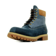 Chaussures Boots Timberland homme 6 IN Premium Boot taille Bleu marine Bleue