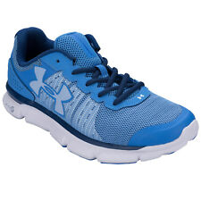 Womens Under Armour Micro G Speed Swift Running Shoes In Water Blue