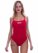 ARENA - COSTUME INTERO - SOLID LIGHTECH - 2A24345 - RED - MAXLIFE