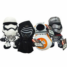 STAR WARS Episode 7 The Force Awakens Small Plush Soft Toy Brand New