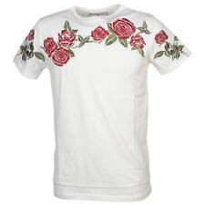 Tee shirt manches courtes Hite  couture Madiner white mc tee Blanc 11526 - Neuf