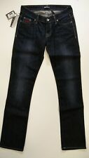 GUESS JEANS Donna GWA125-EZ394 Jeans Skinny Slim Fit Low Rise Denim Blue Jeans