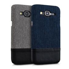 kwmobile CUSTODIA RIGIDA DI TELA COVER PER SAMSUNG GALAXY J5 (2015) COVER