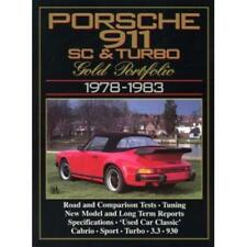 Porsche 911 SC 1978-1983 Articles Book Road Tests Technical & Specification Data