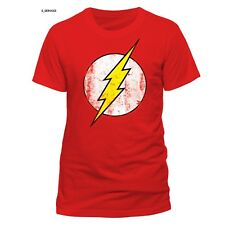OFFICIAL THE FLASH  DC COMICS SHELDON COOPER T-SHIRT NEW WITH TAGS