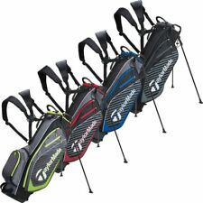 TaylorMade Golf 2018 Pro Stand 6.0 Stand Bag Mens Carry Bag 6 Way Divider