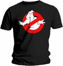 ghostbusters camiseta Oficial en blíster camiseta ghostbusters logo no ghost